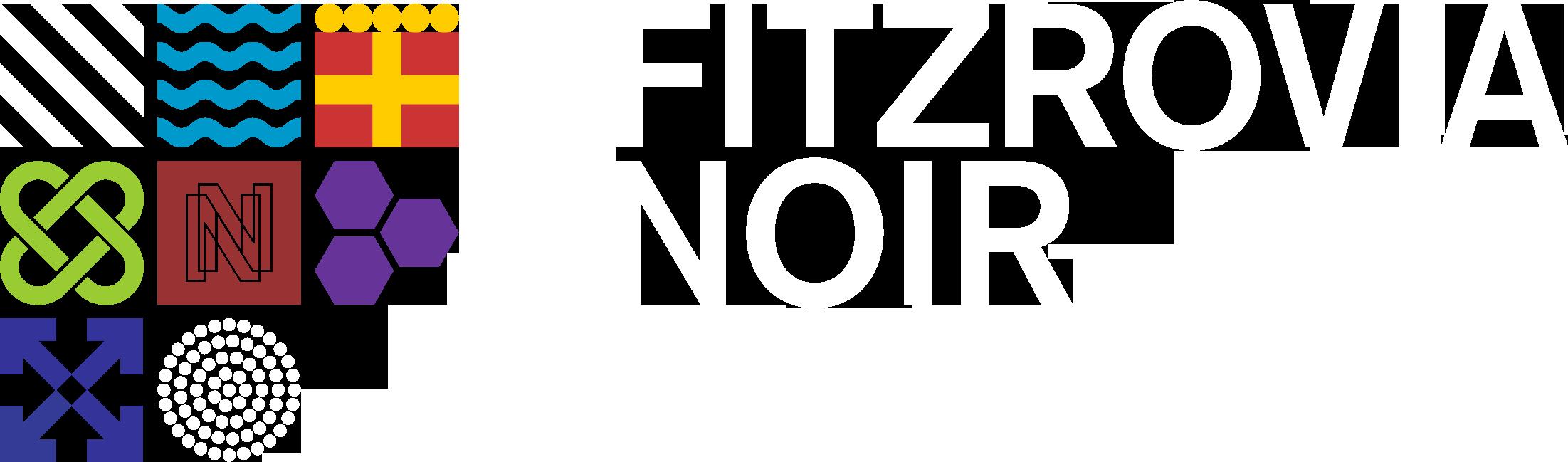 Fitzrovia Noir Logo